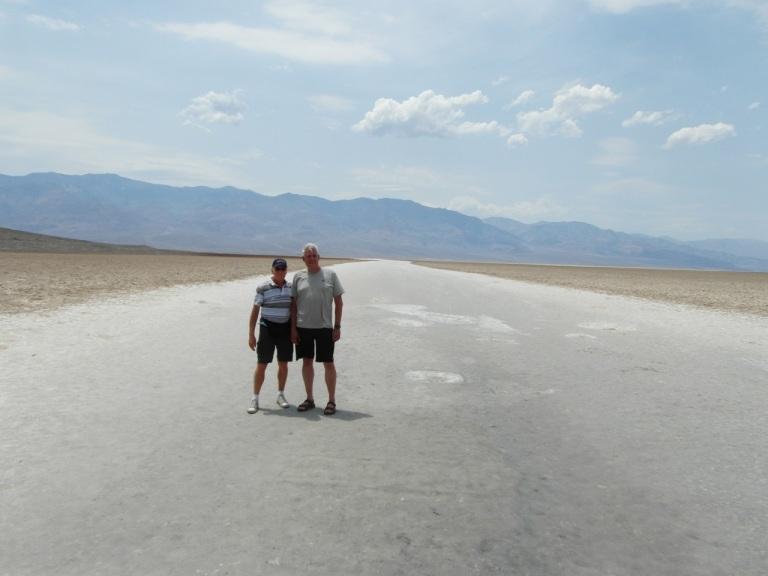 5 juli, Lone Pine-Death Valley-Las Vegas. - De Schreuders ...